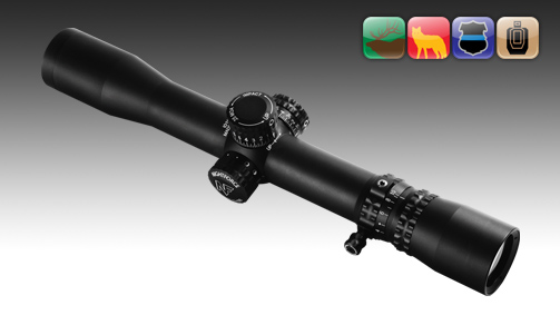 Nightforce scope 2_5-10 x 32 compact
