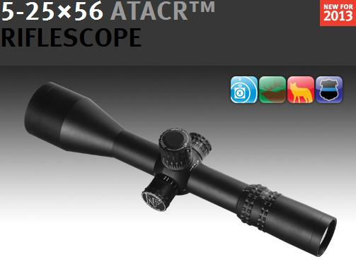 nightforce atacr 5-5x56 tactical scope